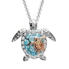Baby Necklace, Turtle Necklace, Diamond Tennis Necklace, Diamond Jewelry, Silver Pendant Necklace, Silver Necklaces, Birthday Gifts For Girls, Necklace Types, Gifts For Mom