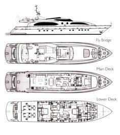 Luxury Floor Plans | CRUISING SPEED (estimated)