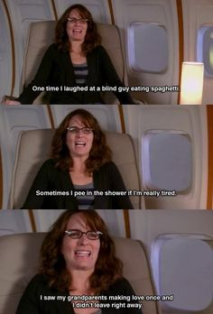 The best thing Liz has ever said. 30 Rock