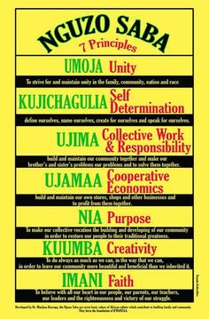 41 best kwanzaa images on pinterest kwanzaa principles happy kwanzaa 7 principles of kwanzaa minions december holidays winter holidays happy holidays m4hsunfo