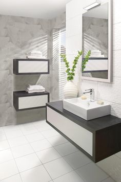 Seattle Anthracite Bauhaus Bathrooms Furniture Suites Basins - Bathroom furniture seattle