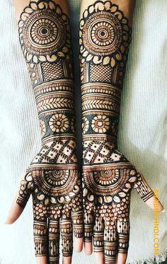 Henna Hand Designs, Dulhan Mehndi Designs, Mehandi Designs, Mehndi Designs Finger, Indian Henna Designs, Latest Bridal Mehndi Designs, Legs Mehndi Design, Full Hand Mehndi Designs, Mehndi Designs 2018