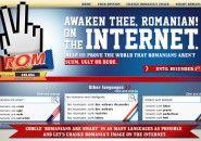Campanha quer mudar as sugestões de busca do Google sobre os romenos