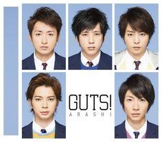 2014年4月30日 GUTS ! 通常盤