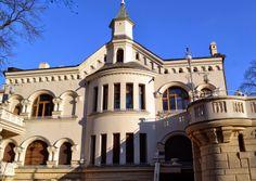 Stop-Klatka: Łódź. Pałac braci Jarischów - Polska