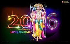Happy New Year 2016 Wallpaper for Desktop Download