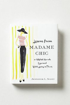 A charming book perfect for girls that dream of Paris.