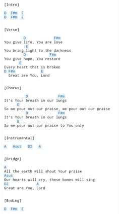 Gospel Song: Word Of God Speak(G)-Mercyme, lyrics and chords