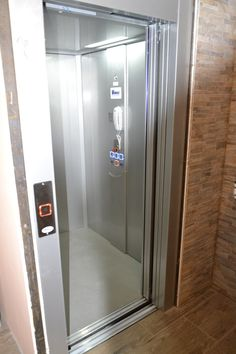 winda pionowa duża Lifts4U