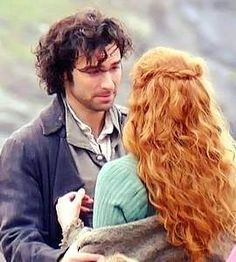 Ross Poldark & Demelza ♥ Poldark ...i love British series