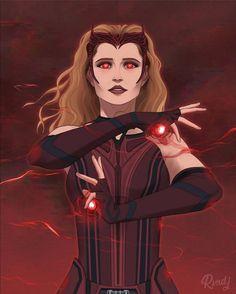 Wanda Marvel, Disney Marvel, Marvel Avengers, Marvel Comics, Marvel Jokes, Marvel Funny, Scarlet Witch Marvel, Asgard, Marvel Wallpaper
