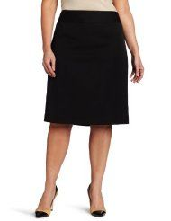 Anne Klein Women's Woman Yoke Skirt