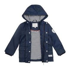 d86b77b3dda6a Junior J Jasper Conran Baby Girls Rubberised Coat Jacket Rain Mac 18-24 M  for sale online