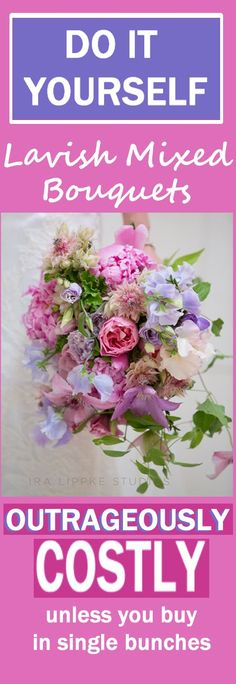 Wedding Flower Prices Can You Save By Doing It Yourself Learn How To Make