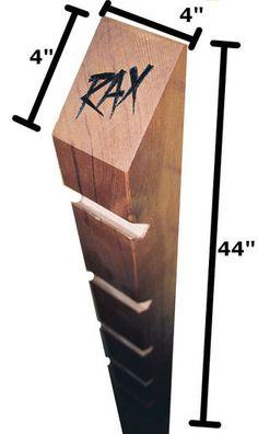 Six Ski Display and Storage Rack | Rax - StoreYourBoard.com