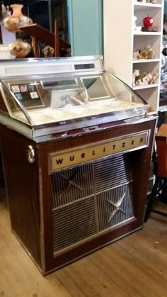 1965 Wurlitzer Jukebox w/ records vintage woking Low start No Reserve Oswego, NY  | eBay | @giftryapp