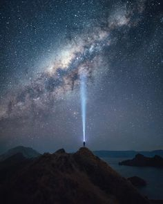 Canon Photography: Stunning photography of the Milkyway by Canon Mark II + - Ciao Nihon Milky Way Photography, Stunning Photography, Canon Photography, Photography Photos, Lifestyle Photography, Komodo National Park, National Parks, Komodo Island Tour, Great Pic