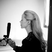 tina dickow beautiful photo, voice & lyrics