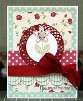 A Project by LUZMA from our Stamping Cardmaking Galleries originally submitted 01/22/12 at 04:14 PM