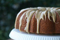 Spiced Sweet Potato Bundt with Brown Sugar Icing - I Like Big Bundts by Food Librarian, via Flickr
