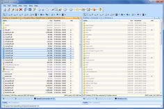 SpeedCommander  Need a better file manager than Windows Explorer? SpeedCommander's many features go far beyond copying or moving files and folders. The program easies any file operations through its two window technology, file compression and extraction (ZIP, RAR, ARJ, 7z), Macros, and FTP and network drive support. Additional tasks include secure deletion, synchronization, search and viewing operations.