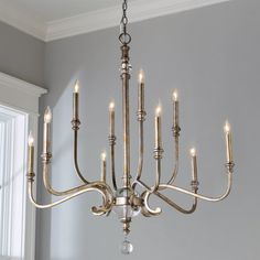 Classic Traditions Crystal Sconce - Shades of Light Chandelier Design, Chandelier, Dining Room Contemporary, Dining Chandelier, Classic Chandeliers, Traditional Lighting, Dining Room Chandelier, Traditional Dining Rooms, Room Lights