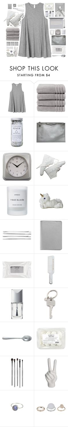 """day 1: #kams50ksetchallenge"" by via-m ❤ liked on Polyvore featuring RVCA, Christy, Herbivore, Givenchy, Infinity Instruments, Byredo, Holga, Cara, Graphic Image and Stila"