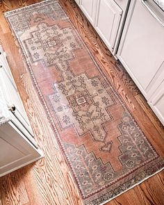 etsy vintage rug