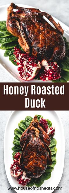 This Honey Roast Duc