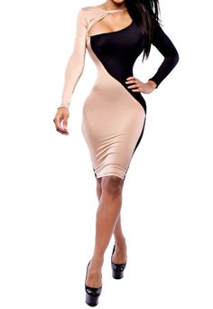 Sexy Womens Long Sleeve Irregular Cut Out Bodycon Cocktail Midi Dress $11.00 http://www.amazon.com/gp/product/B00MEBMUEC/ref=as_li_qf_sp_asin_il_tl?ie=UTF8&camp=1789&creative=9325&creativeASIN=B00MEBMUEC&linkCode=as2&tag=wwwthebestnik-20&linkId=OBMPCLEH7WWZ2IJS