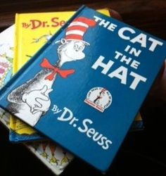 """Read Cat in the Hat for """"show safe and responsible actions"""""""