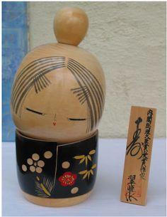 Kokeshi dolls I am drawn to different art forms made by the Japanese such as lacquerware, woodcuts and kokeshi dolls. Their design aesthe...
