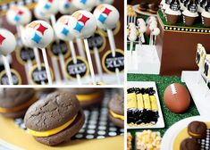 I can't wait until next football season to make me some Steelers cake pops!  We'll probably have to test them out a bit before then!