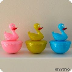 Carnival ducks...loved these!!!!!!