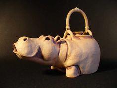 hippo teapot - Google Search