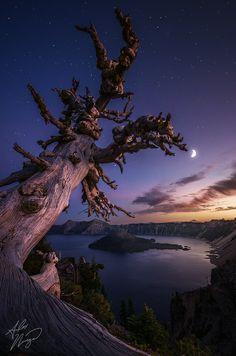 Crater Lake - Oregon, USA