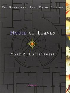 House of Leaves: The Remastered Full-Color Edition von Mark Z. Danielewski http://www.amazon.de/dp/0375703764/ref=cm_sw_r_pi_dp_I6dGwb1S4PGJ7
