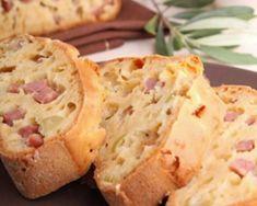 Cake au jambon et boursin au thermomix. Voici une recette de Cake au jambon et boursin, simple et facile à réaliser au thermomix.