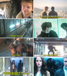 Maze Runner: The Death Cure Gag Reel