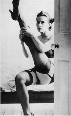 Fotografia boudoir. Nastassja Kinski  #boudoir
