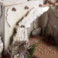Cabaña árabe para el belén
