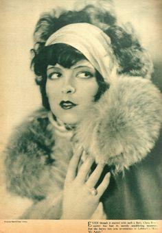 Clara Bow circa 1925