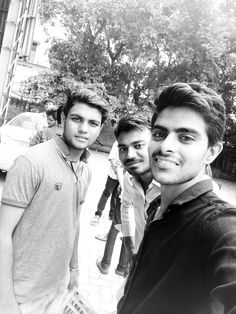 With My Friends😀😀😀😀😀