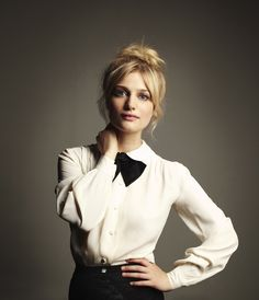 (FC Alison Sudol) Natalia Beckingham is the wife to Willian Beckingham. She teaches at this school as one of the music teachers here. And yes she knows all about the trouble that people are getting into these days and it gives her a headache. Personality wise she's some who respects the school rules and will reprimand any students who go against those rules. She's sassy and sarcastic as well as being strict and head strong. She's not someone to put up with any nonsense and is the tough love…