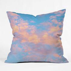 $45 Lisa Argyropoulos Dream Beyond The Sky Throw Pillow