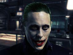 First Look: Jared Leto as 'The Joker' - Verbal Slaps