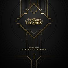 Music of League of Legends Cover Art
