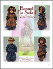 """Bonnet De Soleil"" Fashion Pattern for American Girls"