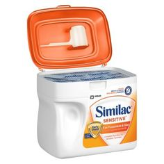 I had to supplement while a breastfed and when I went back to work, I wasn't able to pump enough. Enter Similac sensitive! It's like the lactaid of formulas and my child is thriving and healthy. I use the premade at home and when traveling take the powder. It tastes like the original and doubles and coffee creamer when you're out of milk according to my husband. LOL