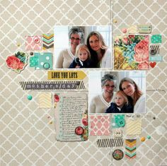 Audrey's Reflection: Mother's Day and Reelin'